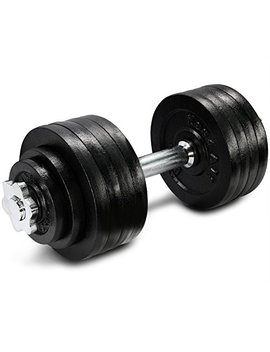 Yes4 All Adjustable Dumbbells 40, 50, 52.5 , 60, 105 To 200 Lbs by Yes4 All
