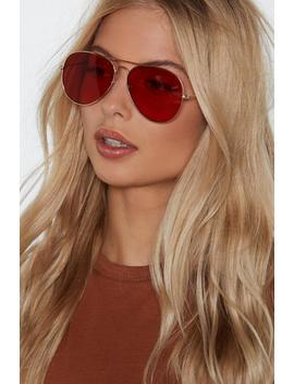 Make Haze Aviator Shades by Nasty Gal