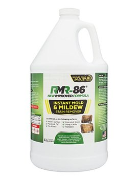 Rmr 86 Instant Mold Stain & Mildew Stain Remover (1 Gallon) by Rmr Solutions