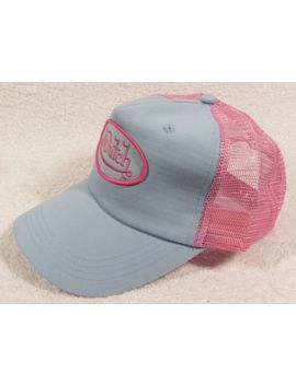 New Genuine Von Dutch Mesh Trucker Biker Snapback Hat Cap Adjustable  Blue Pink by Von Dutch