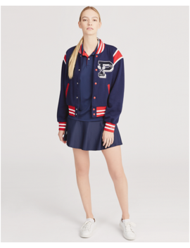 Us Open Ball Girl Jacket by Ralph Lauren