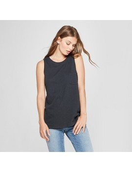 Women's Knit Muscle Tank Top   Universal Thread™ by Universal Thread™