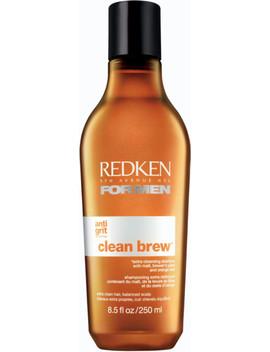 For Men Clean Brew Shampoo by Redken