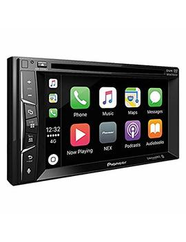 "Pioneer Avh 1300 Nex Multimedia Dvd Receiver With 6.2"" Wvga Display/Apple Car Play/Built In Bluetooth/Sirius Xm Ready/App Radio Mode + by Pioneer"