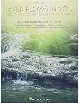 River Flows In You And Other Eloquent Songs For Solo Piano by Amazon