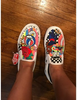 1 Of A Kind Custom Vans by Shop With Ray