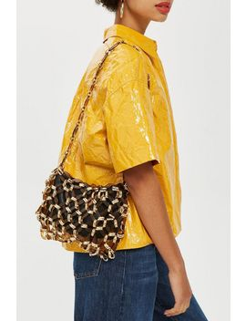 Sabina Link Shoulder Bag by Topshop