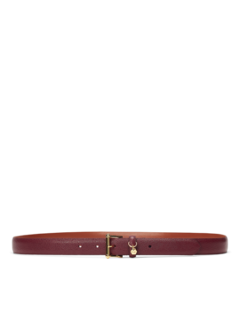 Leather Belt by Ralph Lauren