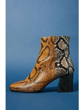 Freda Salvador Charm Ankle Boots by Freda Salvador