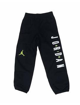 Nike Jordan Big Boys' Graphic Fleece Trousers by Nike