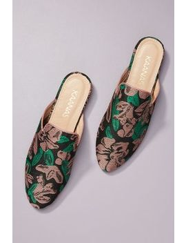 Kaanas Florence Floral Slides by Kaanas