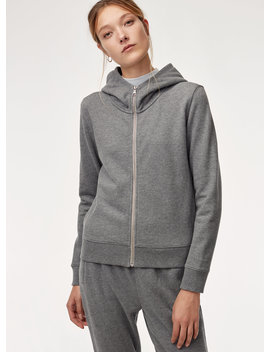 Cate Zip Hoodie by The Group By Babaton