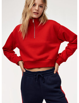 Monteview Sweater Crop by Tna