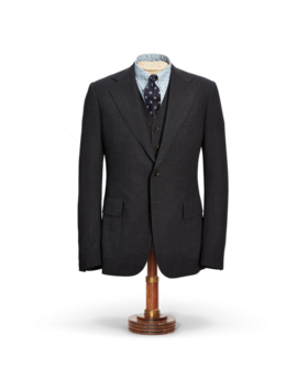 Wool Suit Jacket by Ralph Lauren