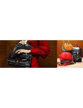 Empire City Mini Messenger Leather Crossbody Bag by Empire City Mini Messenger Leather Crossbody Bag
