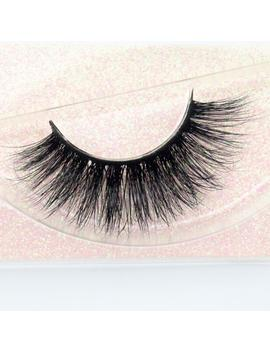 Visofree Mink Eyelashes 100 Percents Cruelty Free Handmade 3 D Mink Lashes Full Strip Lashes Soft False Eyelashes Makeup  Lashes E11 by Visofree