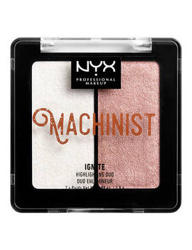 "Machinist Highlighting Duo              <Span Class=""Product.Sample.Minicart.Class.Variationdetails""></Span> by Nyx Cosmetics"