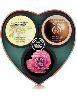 Body Butter Trio by The Body Shop