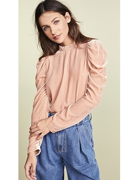 Giles Blouse by Ulla Johnson