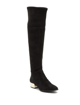 Kimmie Over The Knee Boot by Anne Klein