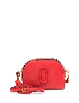 Shutter Leather Crossbody Bag by Marc Jacobs