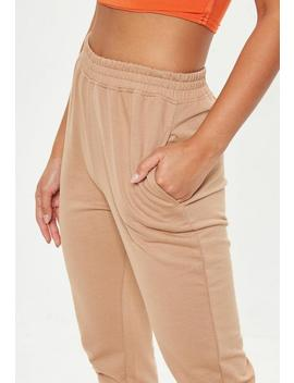 Sand Slim Jogger by Missguided
