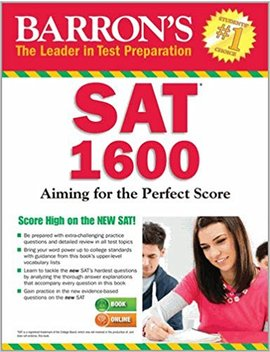 Barron's Sat 1600, 6th Edition: With Bonus Online Tests by Amazon
