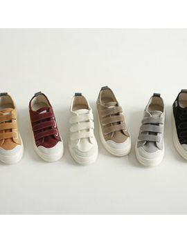 Justone   Self Fastener Stitched Sneakers by Justone