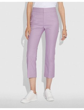 Selena Trousers by Coach