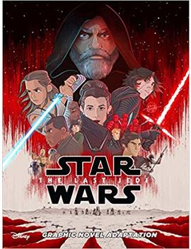 Star Wars: The Last Jedi Graphic Novel Adaptation by Amazon