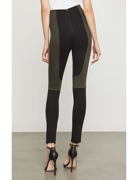 Colorblocked Ponte Legging by Bcbgmaxazria