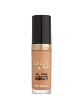 Too Faced Born This Way Super Coverage Multi Use Sculpting Concealer, Butterscotch by Too Faced