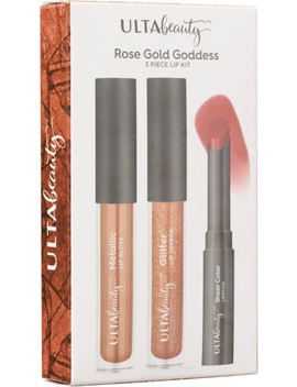 Rose All Day Rose Gold Lip Kit by Ulta