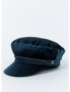 Brixton Ashland Cap Deep Navy by Brixton