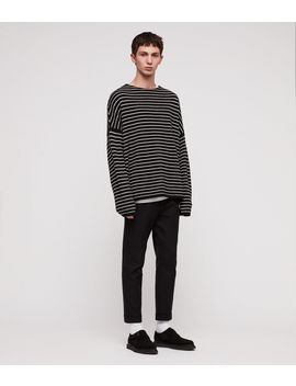 Marty Crew Sweater by Allsaints