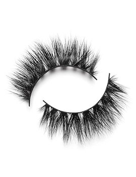 Lilly Lashes 3 D Mink Mykonos | False Eyelashes | Dramatic Look And Feel | Reusable | Non Magnetic | 100 Percents Handmade & Cruelty Free by Lilly Lashes