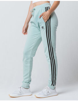 Adidas 3 Stripe Womens Jogger Pants by Adidas