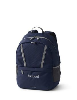 Kids Class Mate Medium Backpack by Lands' End