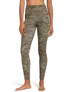 High Waist Print Leggings by Nordstrom