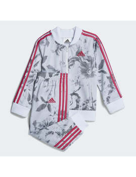 Floral Bomber Set by Adidas