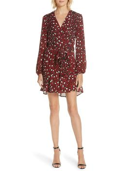 Michaela Silk Wrap Dress by Nordstrom