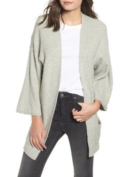 Throw On Cardigan by Nordstrom
