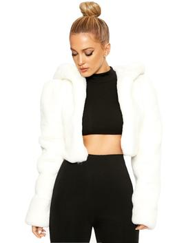 Fur Get About It Jacket by Naked Wardrobe