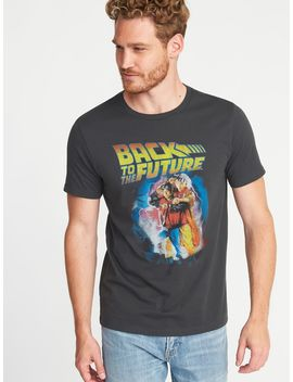 Back To The Future™ Tee For Men by Old Navy