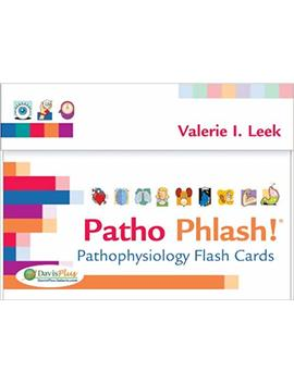 Patho Phlash!: Pathophysiology Flash Cards by Amazon