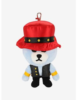 Bigbang X Krunk Bae Bae Version Taeyang Clip On Plush by Hot Topic