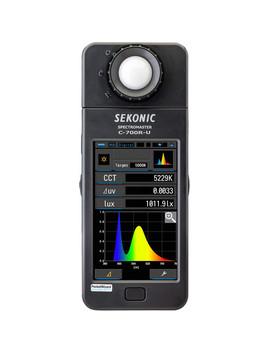 C 700 R U Spectro Master Color Meter by Sekonic