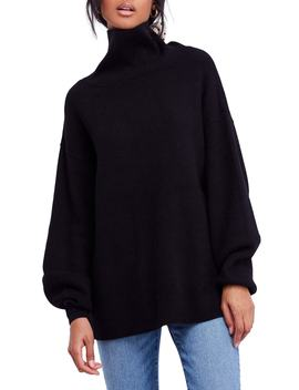 Softly Structured Knit Tunic by Nordstrom
