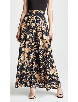 Unbridled Basque Skirt by Zimmermann