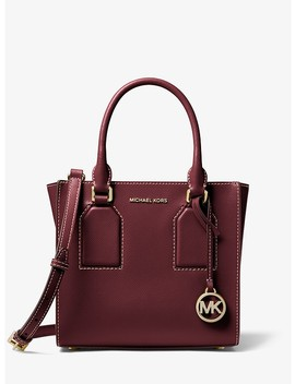 Selby Saffiano Leather Messenger by Michael Michael Kors